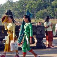 Местное население  Камбо́джи :: Лилия Воронежева