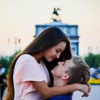 Анастасия и Кирилл :: Вячеслав Ларионов