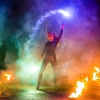 Шоу-группа Game Of Flame :: Иван Ткаченко