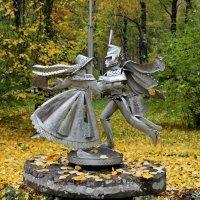 Осенний вальс :: Светлана Сметанина