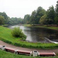 Парк Серебряный пруд :: Елена Павлова (Смолова)