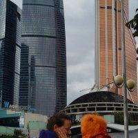 blue and orange :: Ольга Заметалова