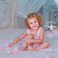 Маленькая принцесса3 :: Ольга Егорова