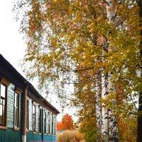 Осень - самое прекрасное время года :: Каролина Савельева