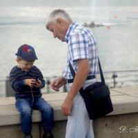 С внуком :: Дмитрий Переяслов