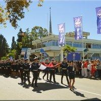 Парад команд Черноморской регаты. :: СветЛана D