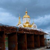 Донецк, рынок.Два года после обстрела. :: Руслан Веселов