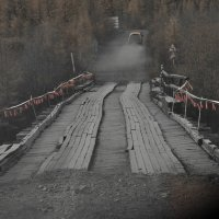 Эх... дороги... :: Ирина Токарева
