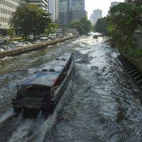 Таиланд. Бангкок. Канал :: Владимир Шибинский