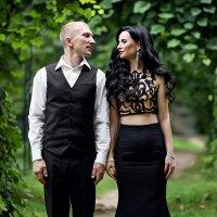 Василий и Ирина :: Katerina Lesina