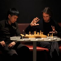 Волшебные шахматы :: Александр Аполонов