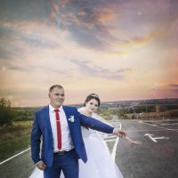Свадьба Александра и Алины :: Андрей Молчанов