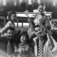 Путешествие на трамвае в 50-е :: G Nagaeva