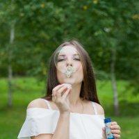 Мыльный пузырь 2 :: Руслан Веселов