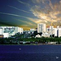 Мой город :: Андрей Щетинин