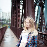 Девушка с гитарой. Фотограф в Белгороде Руслан Кокорев. :: Руслан Кокорев