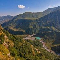 Горы Казбеги :: Наталия Водяницкая