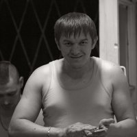 Общага.. :: Владимир Питерский