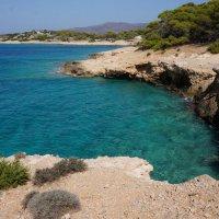 Необитаемый остров Мони (Греция). :: Нелли Семенкина