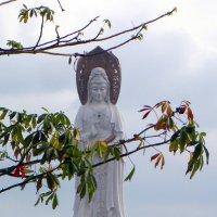 Статуя Богини Милосердия Гуань Инь :: Маргарита