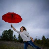 У природы нет плохой погоды... :: Алина Лисовская