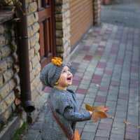 Осення прогулка :: Женечка Зяленая