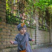 Осенняя прогулка :: Женечка Зяленая