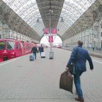 Последний пассажир :: Андрей Синявин