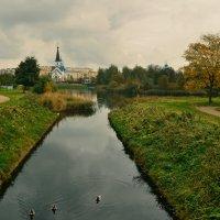 Санкт-Петербург - Парк Городов-Героев. :: Валентина Потулова