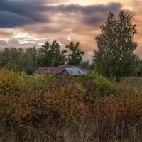 Осень. Первая волна. :: Владимир Макаров