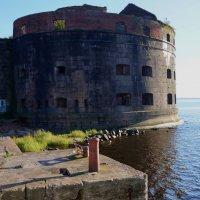 Кронштадский форт :: Ирина Шурлапова