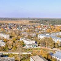 мой город с высоты птичьего полета :: Vlad Beketov