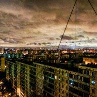Москва не спит :: Николай Кисель