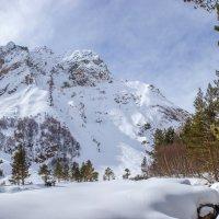 IMG_0276 Зимний пейзаж :: Олег Петрушин