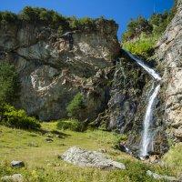 Водопад на Махаре :: Евгений Khripp
