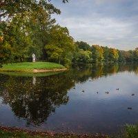 Осень на Елагином острове :: Тиша
