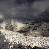 На горы взор, пусть неутомимым будет 4 :: Сергей Жуков