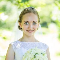Теплая летняя свадьба :: Александра Капылова