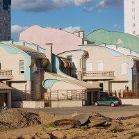 Архитектура в городе :: Николай Н