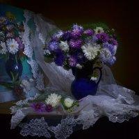 Этих звезд многоцветье в душе... :: Валентина Колова
