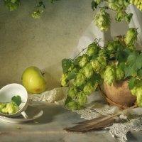 Хмельное яблоко :: Victor Brig