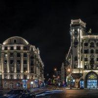 Площадь Льва Толстого :: Valeriy Piterskiy