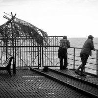 У моря погоды ... :: Евгения Кирильченко
