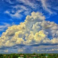 Облака :: Юрий Фёдоров