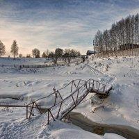 Через мосток :: Владимир Макаров