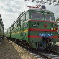 Железнодорожный мир :: Дима Пискунов