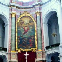В Кафедральном Католическом соборе Св. Троицы в Дрездене :: Наталья Маркелова