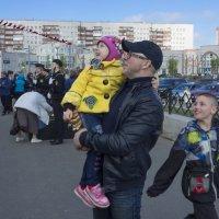 Северодвинск. На празднике (2) :: Владимир Шибинский