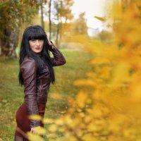 осень... :: Ольга Гребенникова