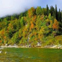 Осенняя скала :: Сергей Чиняев